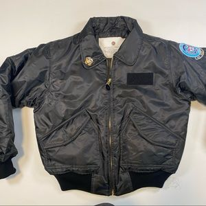 Rothco CWI-45P Flight Jacket Men's Size Small